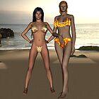 Sadian World Ladies Swimsuit Calender by willdavis