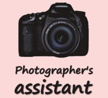 Photographer's assistant by Freeride