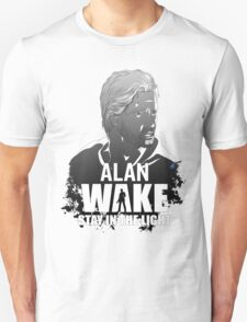 Alan Wake stay in the light Unisex T-Shirt