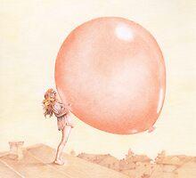 """Balloon""  by Sergei Rukavishnikov by Alenka Co"