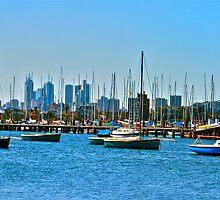 St Kilda - Pier by CJMcFarlane