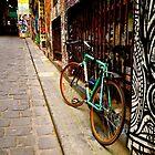 Melbourne by CJMcFarlane