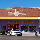 Shops, Tamworth, NSW, Australia by Margaret  Hyde