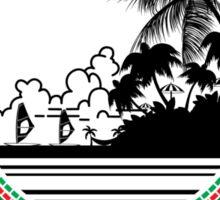 Maluku a.k.a Moluccas Sticker