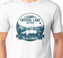 Crystal lake holidays Unisex T-Shirt