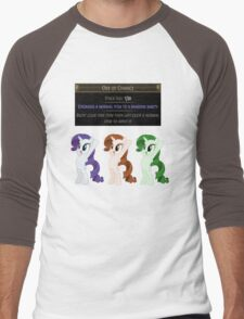 Random Rarity Men's Baseball ¾ T-Shirt