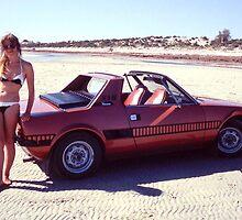 Fiat X19 by Alenka Co