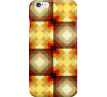 Colorful Geometric Collage iPhone Case/Skin