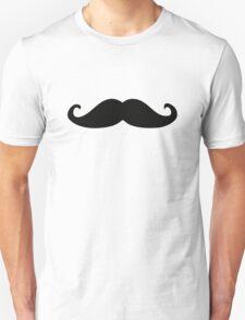 Mustache Moustache Bart T-Shirt