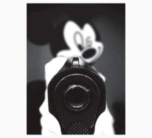 Mickey's Gun by JohnnySilva