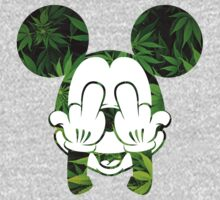 Mickey Kush Head by JohnnySilva