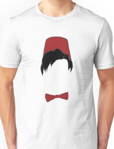 Eleventh doctor fez and bowtie Unisex T-Shirt