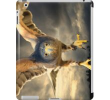 Death Comes on Silent Wings iPad Case/Skin