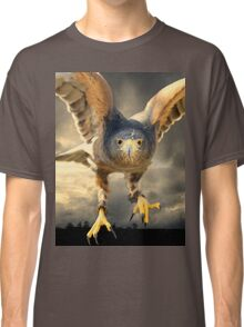 Death Comes on Silent Wings Classic T-Shirt