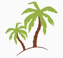 Palm Trees Kids Clothes
