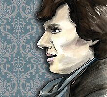 Sherlock Profile by Grace Mutton