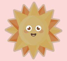 Kawaii Sun Kids Tee