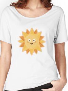 Kawaii Sun Women's Relaxed Fit T-Shirt