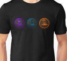 Ninja Logos Unisex T-Shirt