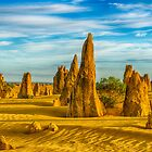 The Pinnacles by Jan Fijolek