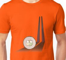sushi in the table Unisex T-Shirt