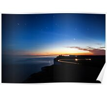 belle tout at dusk Poster
