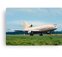 Lockheed TriStar K.1 ZD951 Canvas Print