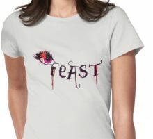 i feast Womens Fitted T-Shirt