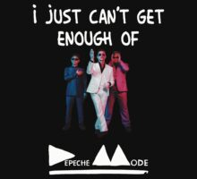I Just Can't Get Enough of Depeche Mode by AimLamb