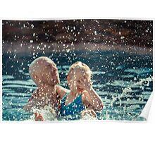 Making a Big Splash Poster
