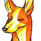 Brush Breeds-Ibizan Hound by Alexa H.J.