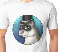 Dapper Ferret! - Sandy Unisex T-Shirt