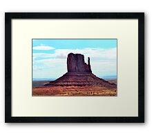 Death Valley Framed Print