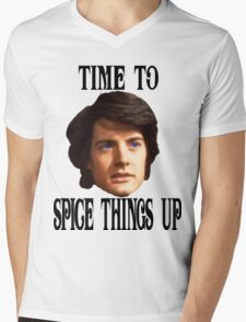 Spice Things Up Mens V-Neck T-Shirt