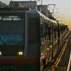 N Judah Ocean Beach by David Denny