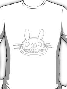 Totoro Skull T-Shirt