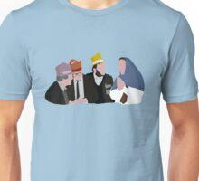 Bottom Christmas design Unisex T-Shirt