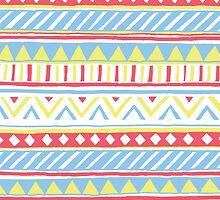 Super Pattern by Ellen Stubbings