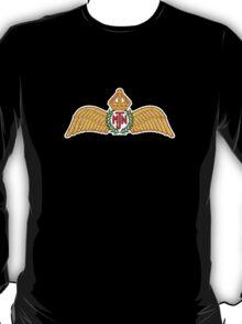 MJN scratched logo T-Shirt