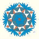 Prismacolor Mandala by Daniel ML