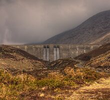 Ben Crom Dam by Jon Lees