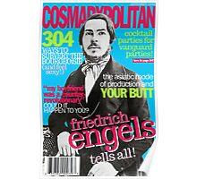 Cosmarxpolitan Issue 2 Poster