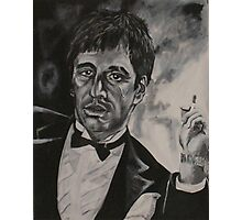 Scarface Classic  Photographic Print