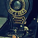 Autographic Brownie Folding Camera by Sheri Nye