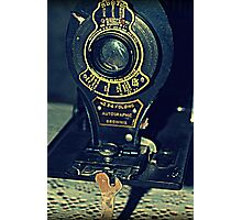 Autographic Brownie Folding Camera Photographic Print
