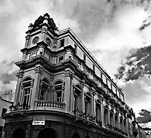Bank Building by Jamie Wilson