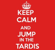 Dr.Who keep calm by LilyChuu