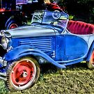1931 American Austin Roadster  by SuddenJim