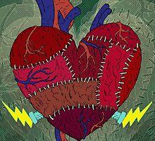 Heartenstein by RadRecorder