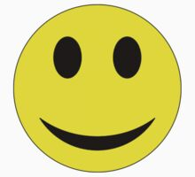 Smiley Face  by SandraWidner